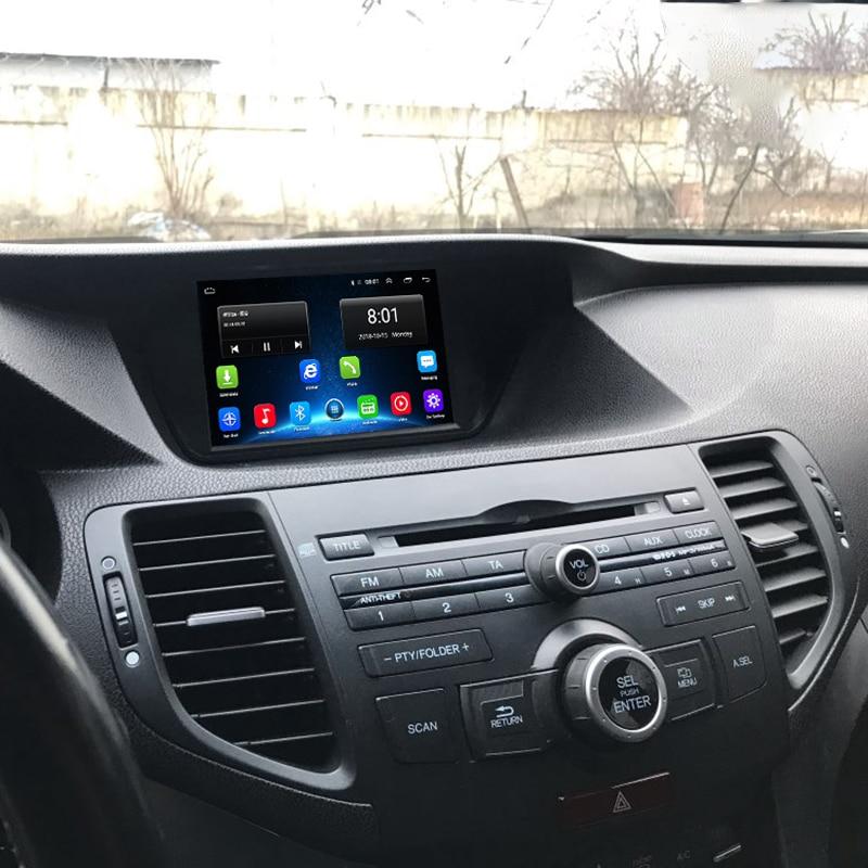 Android 8.1 ROM32GB Quad Core For Honda Accord 8 Corsstour Europe 2008-2013 Car Radio GPS Navigation Player Radio Multimedia HD