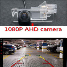 AHD 1080P Reverse Kamera Fisheye Objektiv Parkplatz rückfahr kamera für Renault Fluence 2013 2014 2015 Nachtsicht auto Kamera