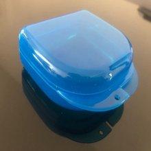 1 шт зубные коробка для хранения Капы Пластик подтяжки протез