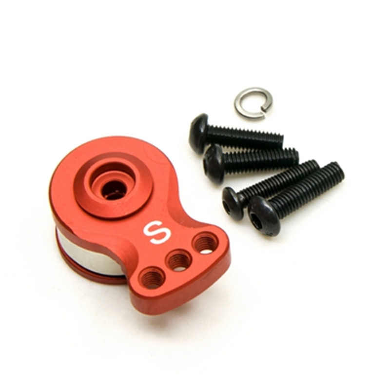 25T Teeth Tooth Half Servo Arm Horn for 1/8 1/10 RC Car Boat FUTABA/SANWA/TACTIC/ACOMS/TAMIYA/AITEC/TRAXXAS/SAVOX