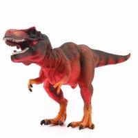 Brinquedo Modelo de simulação Dinossauro Tiranossauro Rex Vermelho|Estatuetas e miniaturas| |  -