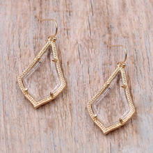 2020  AB Crystal Stone Inaly Water Drop Earrings Small Tear Drop Clear Stone Women Fashion Jewelry Wedding Gift Wholesale 2020 hot selling cute kite shape abalone inaly cooper dangle earrings ab clear crystal stone inaly drop earrings women jewelry