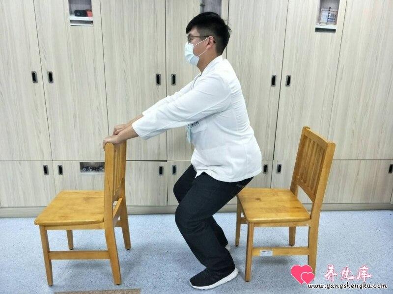 在家提高免疫力运动 靠1张椅子就能提升免疫力