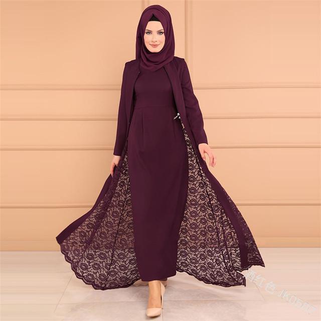 2019 New elegant fashion style dress S-5XL