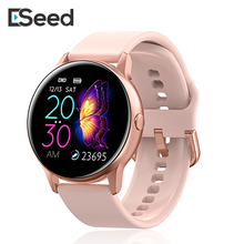 ESEED DT88 smart watch women ip68 waterproof 1.22 inch scree