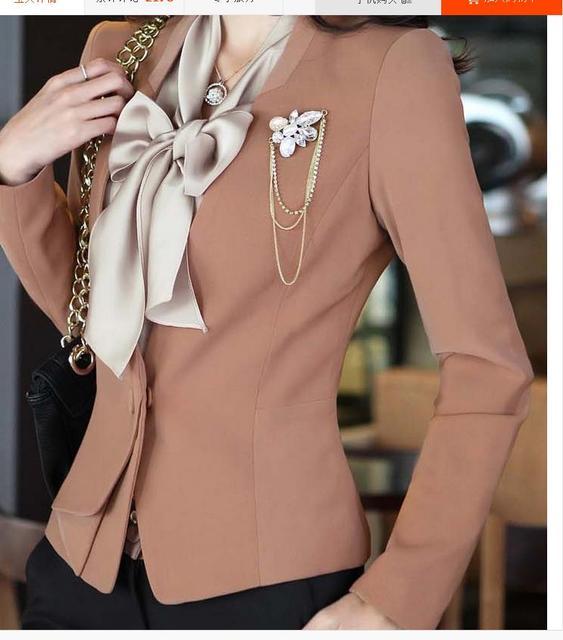 2020 printemps à manches longues col en V nœud papillon Satin chemises femmes bureau travail usure OL Satin Blouses dame nœud papillon en mousseline de soie Satin hauts