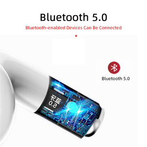 Для MacBook Air Pro 4 наушники вкладыши TWS с Беспроводной наушники переименовать Bluetooth 5,0 мини наушники с зарядный чехол спортивная Гарнитура для смартфонов Наушники и гарнитуры      АлиЭкспресс