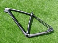 """Full Carbon Ud Matt Matte Mountainbike Frame Mtb Fiets 29ER Frame 15 """"/17""""/19 """"Steekas 142*12 Mm/Qr 135*9 Mm Fiets Frame sport & Entertainment -"""