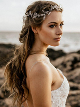 Pearl Crystal Bridal Hair Accessories