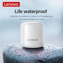 Wireless Speaker Lenovo L01 Outdoor Portable Bluetooth Surround-Bass-Box Music Stereo