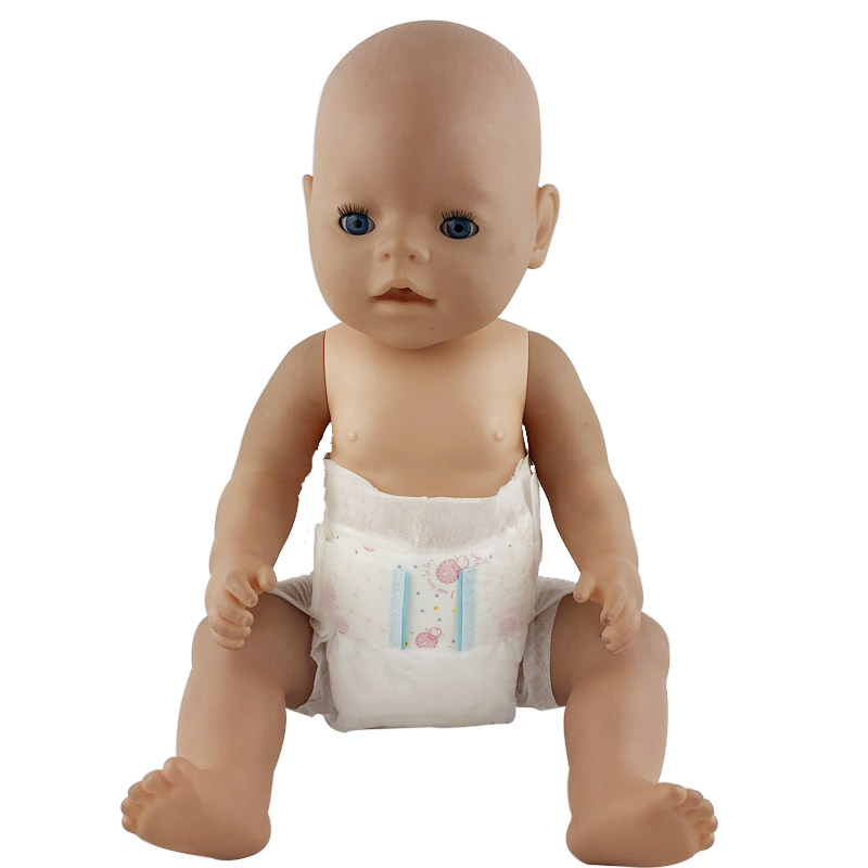 New Diaper Pants Wear For 46cm Baby Annabell Doll 18Inch Dolls Accessories