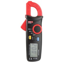 UNI-T UT210A AC Current Clamp meter Auto Range Meters LCD Backligt Portable clamp mini current for multimeter