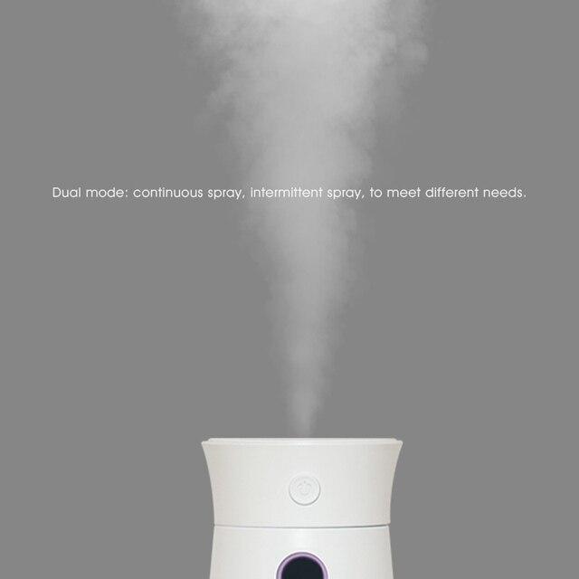 KONKA humidificador difusor para aromaterapia amortiguador de aire difusor de aroma máquina de aceite esencial generador de niebla ultrasónica silenciosa