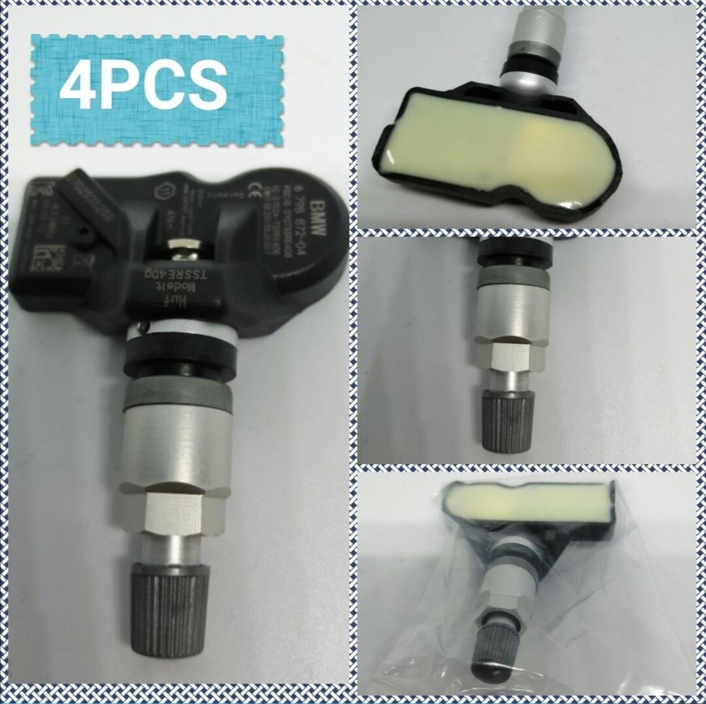 4PCS Tire Pressure Monitor Sensor TPMS For Buick Allure Cascada Enclave Encore Envision LaCrosse Regal Verano 13516164|Switch Control Signal Sensor| |  - title=