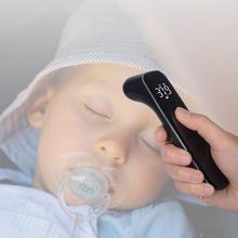 T09 светодиодный полноэкранный умный термометр для тела, забота о здоровье ребенка ℃/℉, Мгновенное измерение лба, Инфракрасный цифровой термометр
