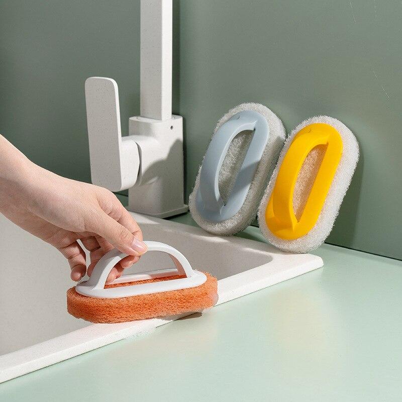 Очистительная щетка для мытья посуды щетка для кастрюль с оригинальным Кухня принадлежности Инструменты для уборки ванной комнаты E