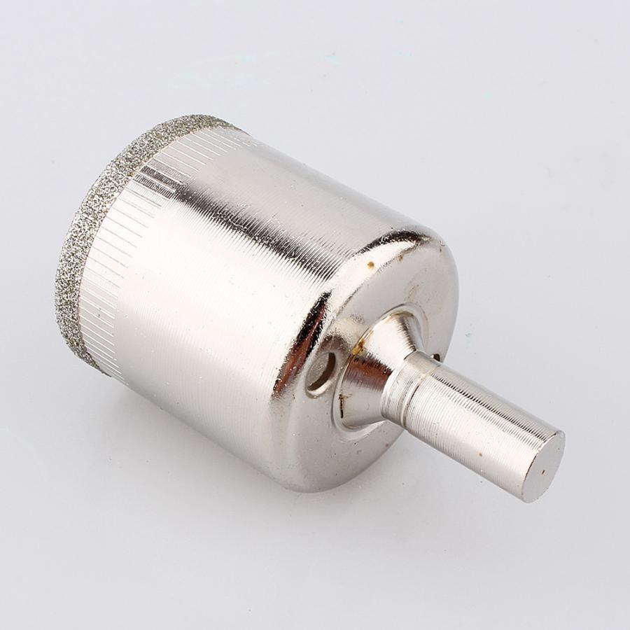Купить с кэшбэком 10Pcs/set Diamond Coated Marble Ceramic Tile Hole Saw Drill Bits 6-30mm Tools Drilling Bit Domestic Delivery
