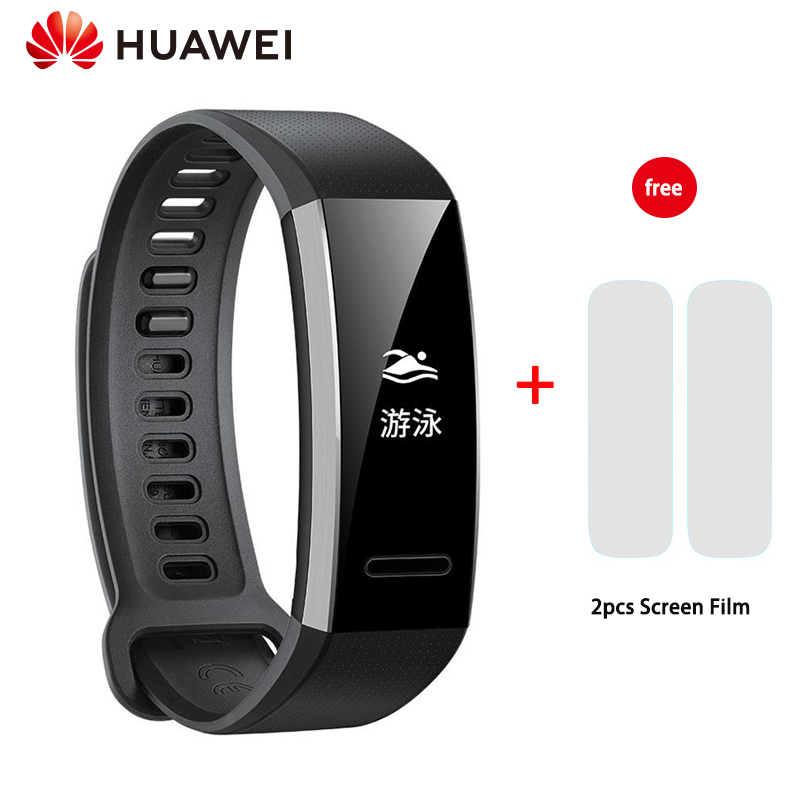 Huawei Band 2 Pro All-in-One Activity Tracker Smart Fitness Wristband Multi-Sport Mode Heart Rate Sleep Monitor 5ATM image
