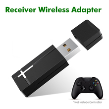 2.4G PC Wireless Adapter USB Receiver For Xbox One Wireless Controller Gamepad Adapter for Windows 7/8/10 Laptops PC