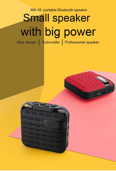 Outdoor Loudspeaker Wireless Portable Speaker Active Extra Bass,  Portable Speakers for Home, Outdoors, Travel 1