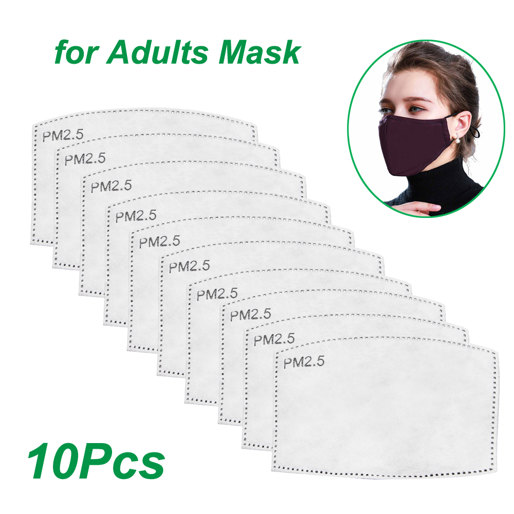 Adults Filter 10Pcs