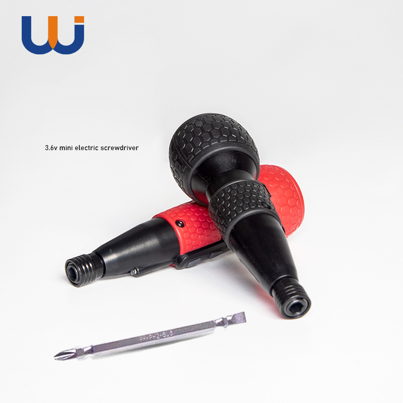 Mini Electric Screwdriver Cordless Drill 1300mah Lithium Battery 3.6V Super Torque Power Tools Traditional Led Light HOME DIY