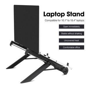 Image 2 - מחשב נייד בעל צג macbook נייד stand אביזרי נייד בסיס תמיכה סוגר