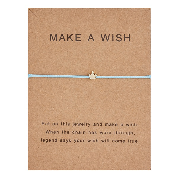 10*7,5 см Загадай перец узкое платье тканые регулируемый браслет Модные украшения подарок для Для женщин, Для мужчин, для детей - Окраска металла: BR18Y0391-4
