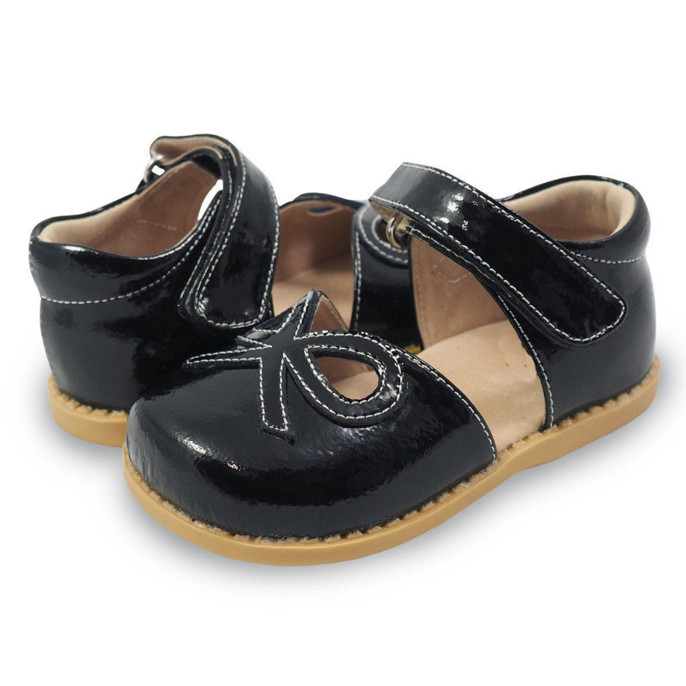 Livie & Luca Baby Girl Sandals Summer  Kids Children Sandals Fashion Bowknot Girls Flat Pricness Shoes|Leather Shoes| |  - title=