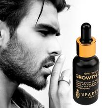 20ml Men Beard Growth Oil Natural Organic Beard Essential Oil Beard Conditioner