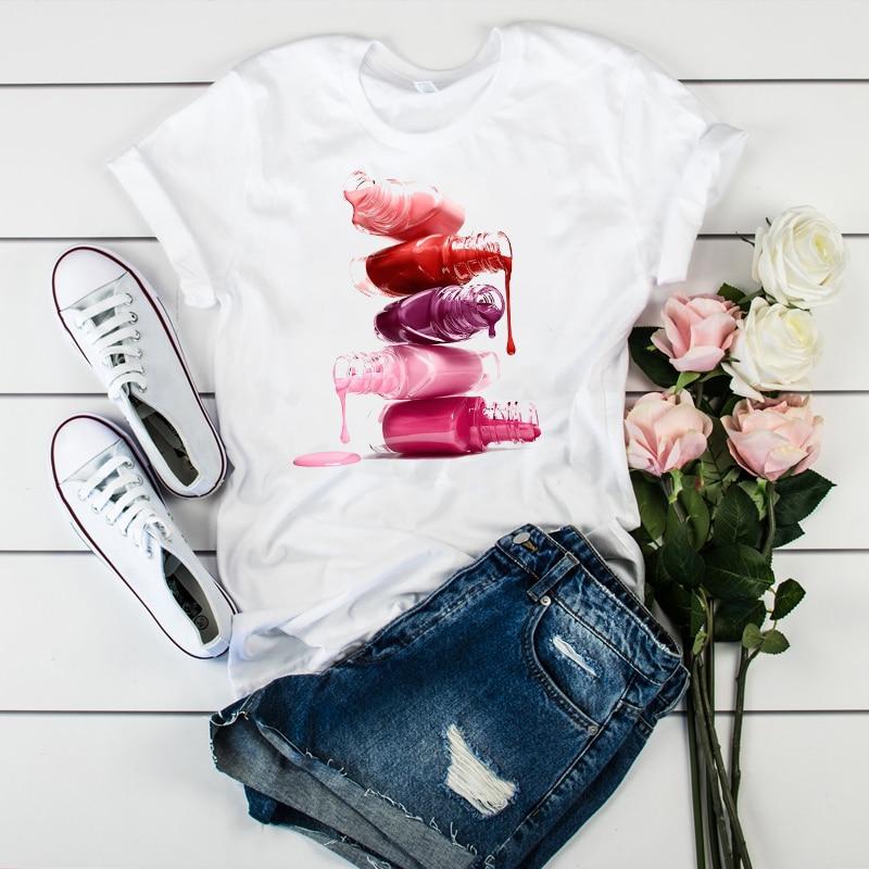 Купить 90s графический женский женские милые туфли лодочки леди повседневных