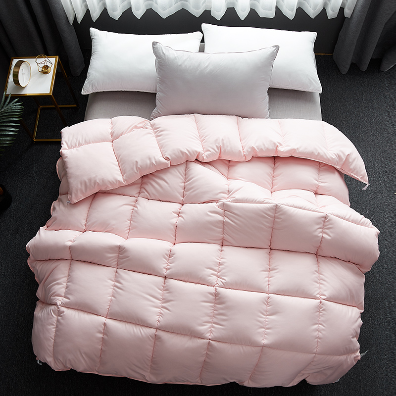 New Mulity-size Choose Blanket Bedding Filler High-quality Duvet Comforter Quilt Filled 0.5kg To 4kg Weighe Premium Comforter