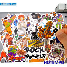 Stickers Pack Decals Luggage Skateboard Roll-Style Punk-Rock Laptop Phone 160pcs