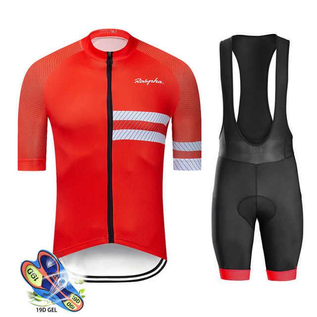 2020 Mannen Pro Team Korte Mouw Fietsen Kleding Mtb Ropa Ciclismo Snelle Droge Zomer Sportkleding Outdoor Fiets Kleding Bib Shorts