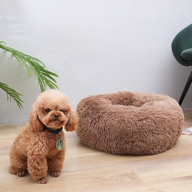 Luxury Plush Dog Bed  3