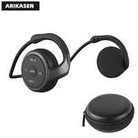 Casque sans fil lecteur MP3 sans fil Bluetooth écouteur musique casque sport portable lecteur MP3 baladeur casque pour téléphone