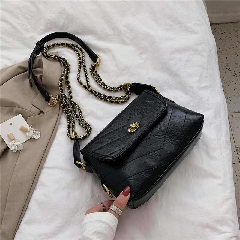 Женская сумка через плечо, сумка-мессенджер на цепочке для леди, женская сумка, женская сумка, 2018, Bolsas Femininas Bolsos Tas