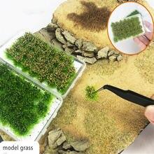 Архитектурная модель трава для компоновки поезда ho n 28 шт/кор