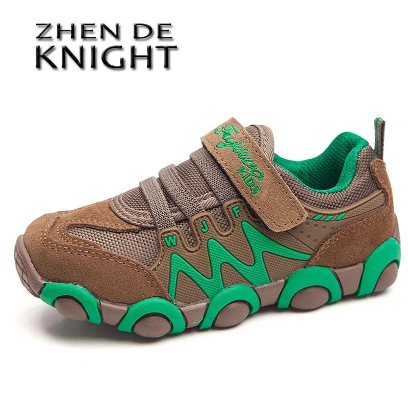 Высококачественные брендовые мягкие детские кроссовки для мальчиков, нескользящая обувь для бега для мальчиков и девочек, спортивная обувь унисекс, детская прогулочная обувь