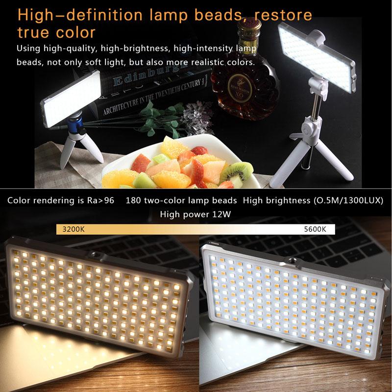 Litu Foto F18 Ultra Thin Dimmable OLED Display 6