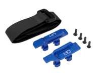 HR Tall Battery Hold Downs for 1/10 Traxxas Maxx|Parts & Accessories| |  -
