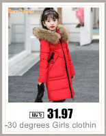 H4bd477b988474376961b0e98942c07565 2019 New Russia Baby costume rompers Clothes cold Winter Boy Girl Garment Thicken Warm Comfortable Pure Cotton coat jacket kids