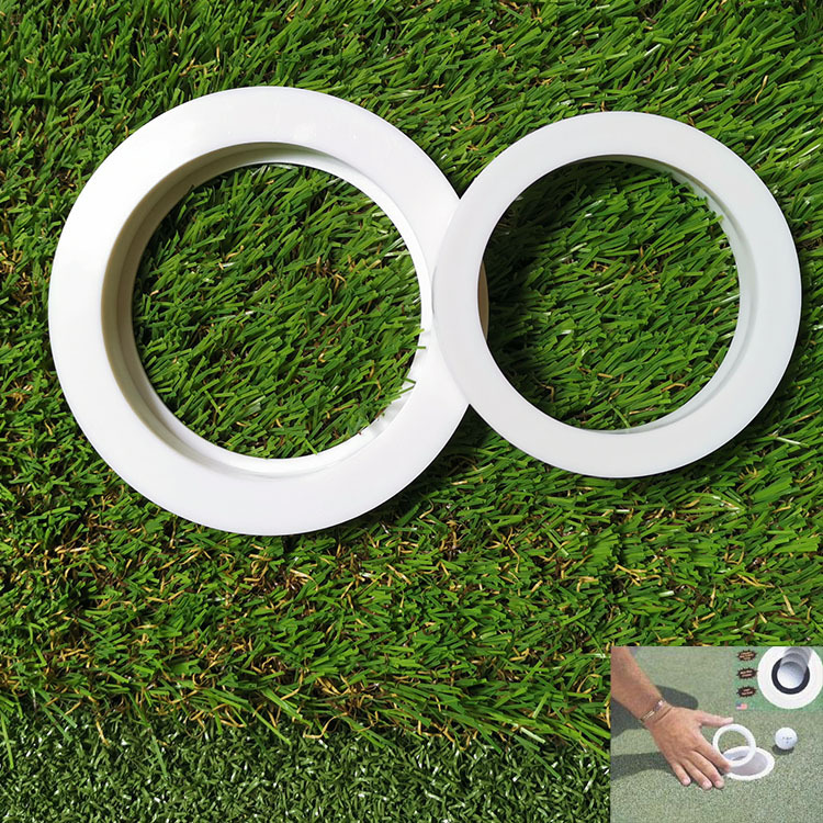 Golf Green Hole Cup Golf Green Hole Ring Golf Course Supplies Limiting Device Cup