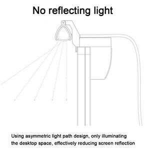 Image 3 - อลูมิเนียมUSBโคมไฟตั้งโต๊ะLed Monitor Nonริบหรี่ 5Vคอมพิวเตอร์หน้าจอป้องกันOfficeทนทาน 5Wปรับ