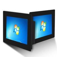 Portable Monitors Lcd 8.4 inch VGA HDMI DVI TV USB AV Free shipping PC Display Not Touch Screen LCD