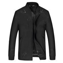 10XL 4xl 5xl 6xl 8x nowe męskie kurtki w stylu casual wodoodporna wiosenne płaszcze mężczyźni odzież wierzchnia kurtki okazjonalne marki odzież męska Plus rozmiar tanie tanio zipper REGULAR STANDARD NONE spandex Drukuj Na co dzień Poliester Mikrofibra Konwencjonalne outerwear coats Jackets Zippers