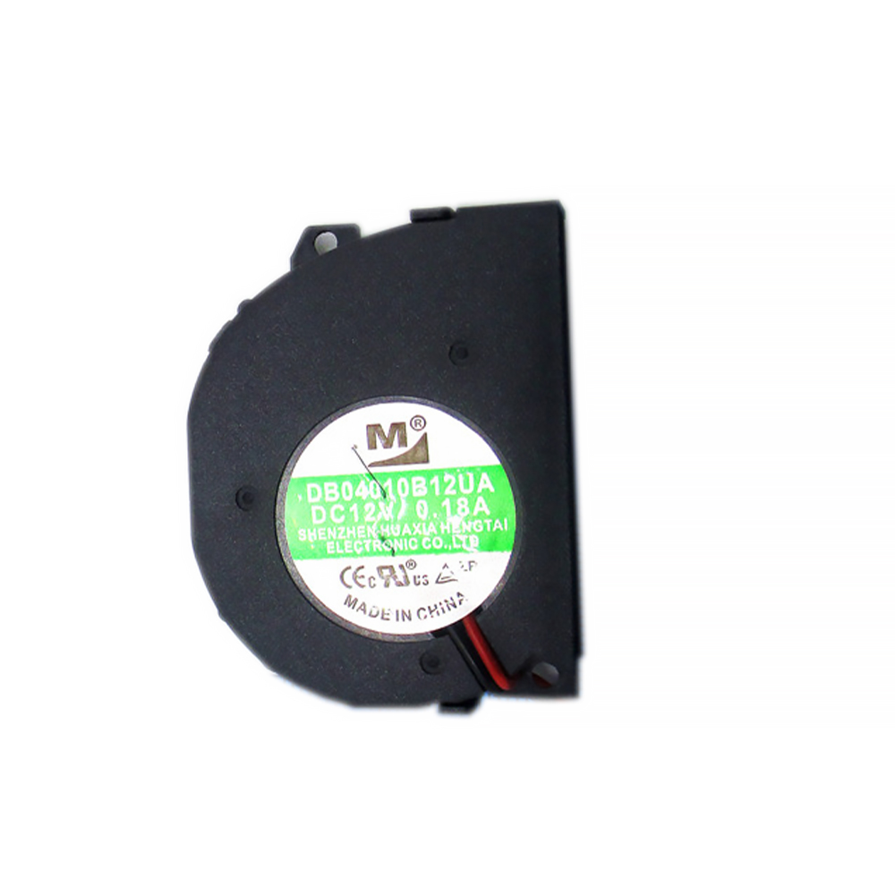 Free Shipping For XYD-40125 DB04010B12UA 12v 2-wire 2-pin Server Laptop Fan. 7 Orders