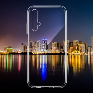 Image 5 - Slim Transparent Silicone Soft Case For Huawei Honor 20 Case Clear TPU Cover For Honor 20 9X Pro Phone Case on Honor 20 Lite