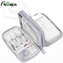 Portable Electronic Products Travel Accessories Storage Bag