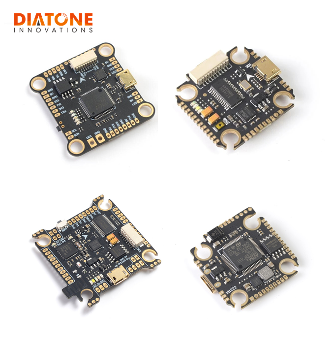 Diatone <font><b>Mamba</b></font> <font><b>F405</b></font> F722 <font><b>mini</b></font> Flight Controller Betaflight STM32 MPU6000 OSD Built-in 5V/2A BEC F4 RC Models Multicopter Accs image